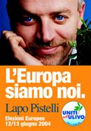 Progetto: Lapo Pistelli - Europee 2004