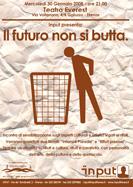 Progetto: Il futuro non si butta.