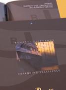 Progetto: Benetti Brochure Cantieri